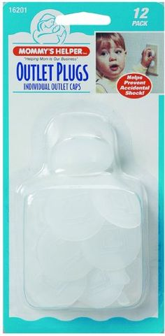#Mommy's #Helper Outlet Plugs 36 #Pack   better than the fancy ones   http://amzn.to/HVya0r