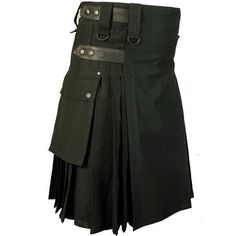 Detatchable pocket kilt Super 5 days delivery all by Kiltseller