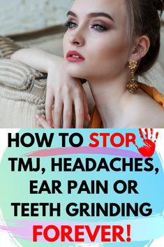 Learn how to Relief TMJ fast. Click here to remove this troublesome problem from your life. Tmj Headache, Sports Massage, Life Sentence, Sentences, Teeth, Health Fitness, Feelings, Articles, Crafty