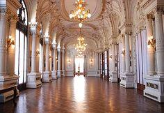 Palacio del CENTRO NAVAL,Buenos Aires, Argentina