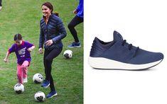 Kate Middleton in New Balance Fresh Foam Cruz Sneakers