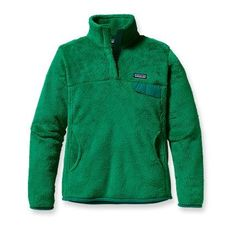 Green Patagonia pullover | patagonia pullover in luxe green. Color of the year 2013 | My Style