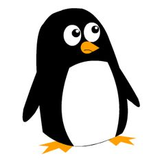 Penguin On Pinterest Penguins Cartoon And How To Draw