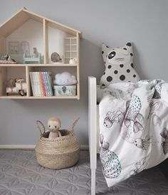 List finabarnsaker's Instagram Fina dockhuset / hyllan från Ikeas kollektion Flisat hemma hos @malinsroom ❤ 1435711057972664599_1634151716