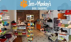Jett & Monkey Dog Shoppe, Des Moines, IA