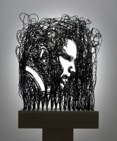 wire art - Google Search