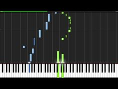 The Pink Panther Theme - Henry Mancini [Piano Tutorial] (Synthesia) - YouTube