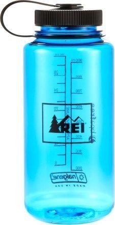 REI Nalgene Wide-Mouth Loop-Top Water Bottle - 32 fl. oz.