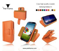 Samsung Galaxy S4 Wallet. Probably, the best case in the world for Galaxy S4. New system! you can turn your device 360º