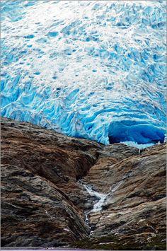 Borg Enders - Svartisen Gletscher