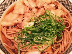 【料理上手の母直伝】肉そば&肉うどんの画像