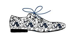 non existing shoe..... just a design:)