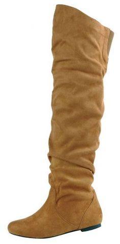 c57763a5bd8d Nature Breeze Women s Vickie Hi Faux Suede Boot - http   shoes .goshopinterest