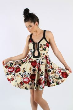 http://www.nothingtowear.co/product/tapestry-floral-dress