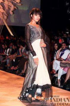 Tarun Tahiliani's Ethereal Summer Resort Collection {Lakme Fashion Week 2014} - Gallery - TheBigFatIndianWedding.com #indianfashion