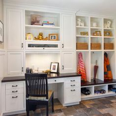 mud room and pocket office - Google Search