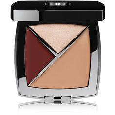 CHANEL Conceal-Highlight-Colour - Colour Beige Intense (896.005 IDR) ❤ liked on Polyvore featuring beauty products, makeup, face makeup, balm makeup, chanel makeup, chanel, chanel cosmetics and highlight makeup