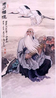 Taoist #LaoTzu  | aozi chinese #老子 pinyin #lǎozǐ wade giles lao tzu also romanized ...