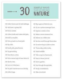 30 Simple Ways to Im