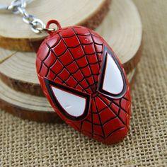 Hot Sale Fashion Spider-man Mask Design Key Chain Cool Best Gift Keychain (Red), http://www.amazon.com/dp/B00X9UFZ2G/ref=cm_sw_r_pi_awdm_VQpvvb182Q9TE
