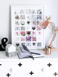 Fun display ideas for photography #photography #photographyprojects #diyhome
