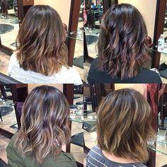15+ Balayage Bob Hair | Bob Hairstyles 2015 - Short Hairstyles for Women