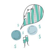 #workinprogress #process #illustration #business #businessowners #businessdevelopment #businesstime #money #hellomynameis #meeting #meetingpeopleiseasy #youareatargetmarket #fitterhappier #avoidperil #graph #chart #champagne