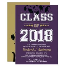 Rustic Graduation BBQ Party Invitations Kraft - Graduation party invitations ideas