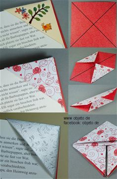 Read information on Origami Tutorials Diy Origami, Origami Tutorial, Origami Paper, Diy Paper, Paper Crafts, Origami Boxes, Dollar Origami, Origami Instructions, Diy Marque Page