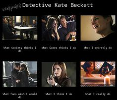 How People See Richard Castle and Kate Beckett - Wetpaint Original Memes! - Castle