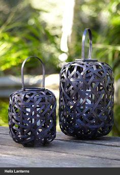 Helix Lanterns