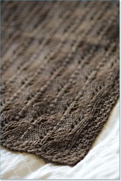 brooklyn tweed pattern - wool leaves