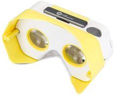 12a0292c9 I AM CARDBOARD DSCVR žlté - Okuliare na virtuálnu realitu | Alza.sk