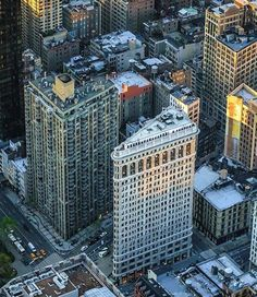 Flatiron Building ~ New York City