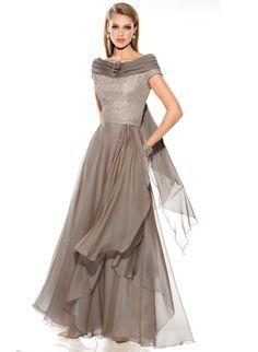 Vestido de Madrina de Teresa Ripoll (3522), colección charming, largo