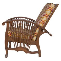 Vintage William Morris Reclining Chair
