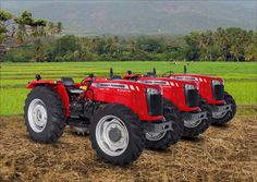 The #BigNews:  #TAFE to launch high performance 'SMART' #MasseyFerguson #tractorseries for 2016. + Transmission options - 12 or 16 speed with shuttle options that augment versatility, productivity and comfort. + eSMART HYDRAULICS for precision farming, productivity and economy. + iLEADTM technology – the new SMART key with electronic - Lead, Locate and Locking technology. + SMART style and ergonomics with full front-opening, ergonomic controls and contoured knobs.
