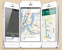 Google Maps for iOS is back - and it puts Apple Maps to shame.