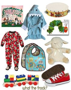 Baby / Toddler Gifts