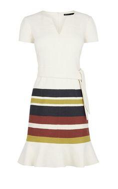 694 Best Colour Block Dresses Images On Pinterest