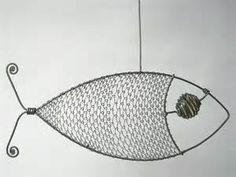 wire sculpture - Bing Images
