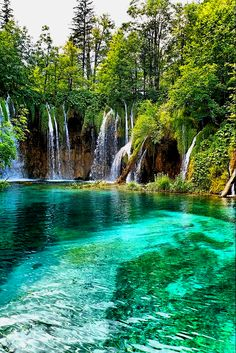 Kravica Beautiful Waterfalls is located close to Croatia border in Bosna&Herzegovina
