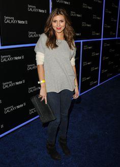 Jamie-Lynn Sigler Photos: Samsung Galaxy Note II Beverly Hills Launch Party