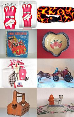 Hearts on Fire! by Daveda on Etsy--Pinned with TreasuryPin.com