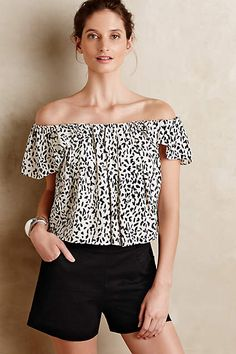 Mirla Midi Top - anthropologie.com