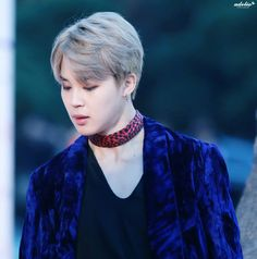 •161116 #BTS JIMIN @ Red Carpet of Asia Artist Awards || Blood Sweat & Tears
