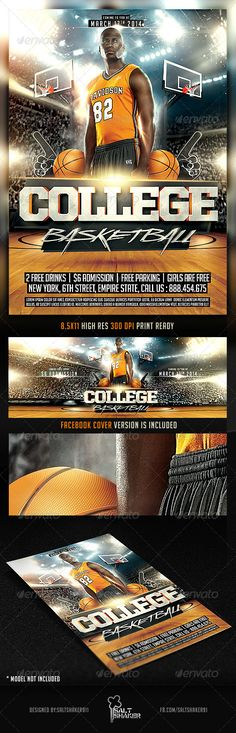 NYE Flyer Template Flyer template, Nye and Event flyers - basketball flyer example