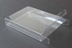Clear square greeting card bags and notecard sleeves packs of 100 a2 clear plastic greeting card boxes set of 25 4 12 x 5 78 x 58 m4hsunfo