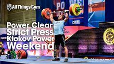 Strict Press Klokov Power Weekend