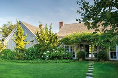 Go behind the privets to explore classic architectural styles found throughout the iconic summer destination Hamptons House, The Hamptons, Architectural Digest, Architectural Styles, Shelter Island, Architectural Photographers, Busy City, House Goals, Residential Architecture